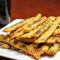 Cheese Straws with Cumin square picture1
