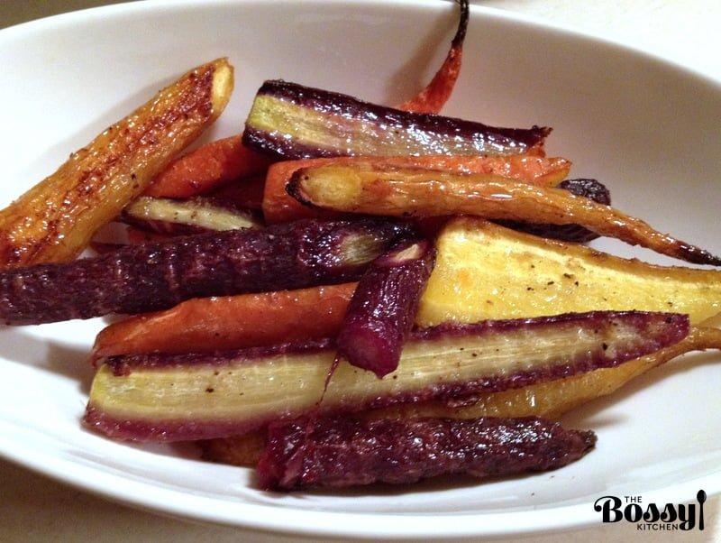 Easy Roasted Carrots3