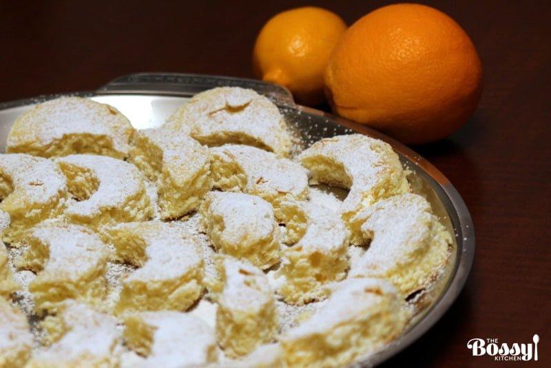 Kossuth Kifli or Half Moon Cookies4