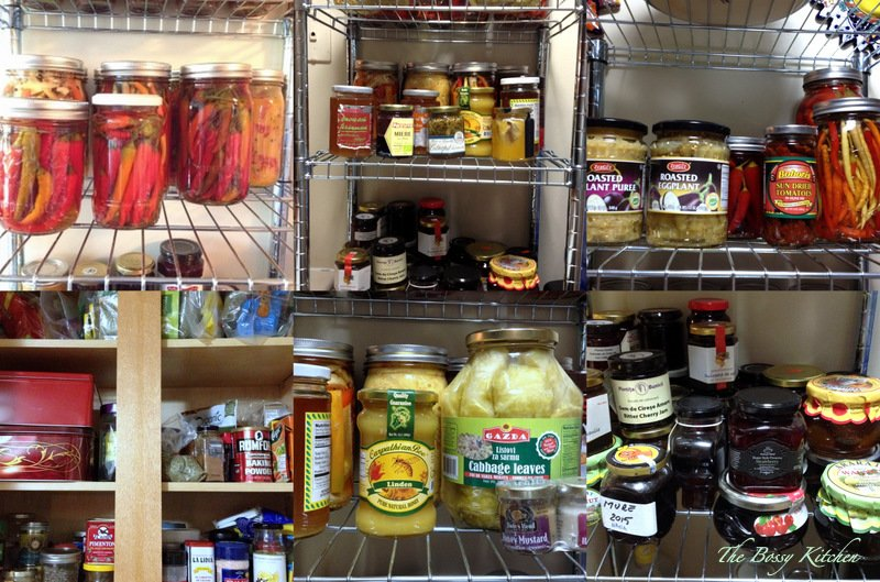 Pantry Staples Checklist
