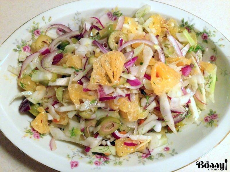 Spanish Orange And Fennel Salad2