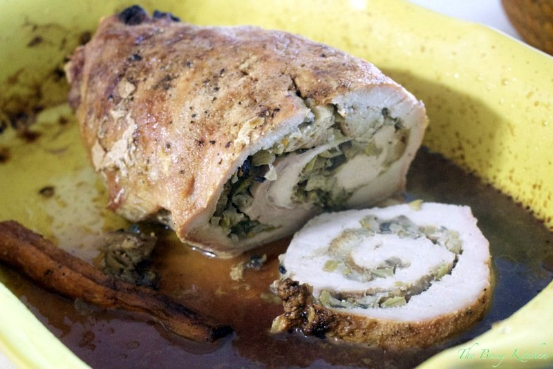 pork roulade with apples- the bossy kitchen2