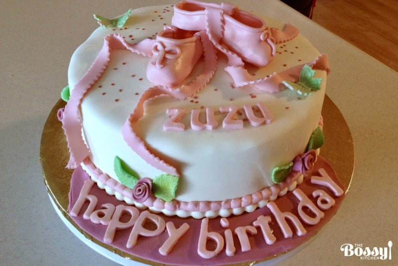 Chocolate Cake with Italian Meringue Buttercream