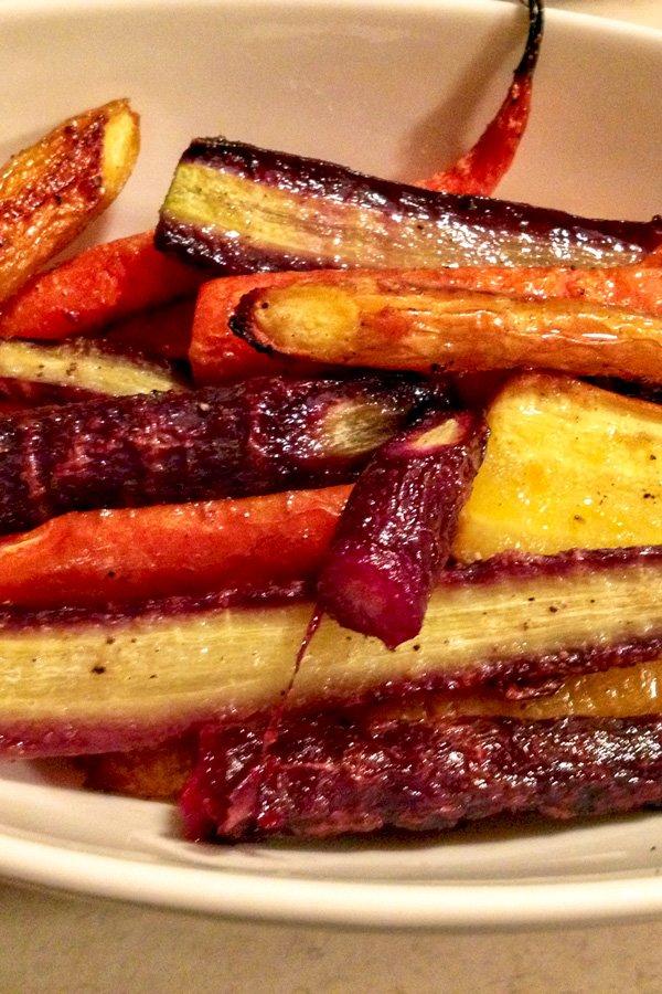 Easy Roasted Carrots2