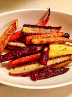Easy Roasted Carrots4