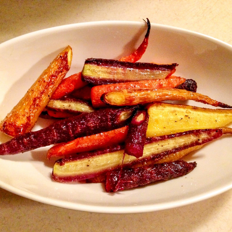 Easy Roasted Carrots4