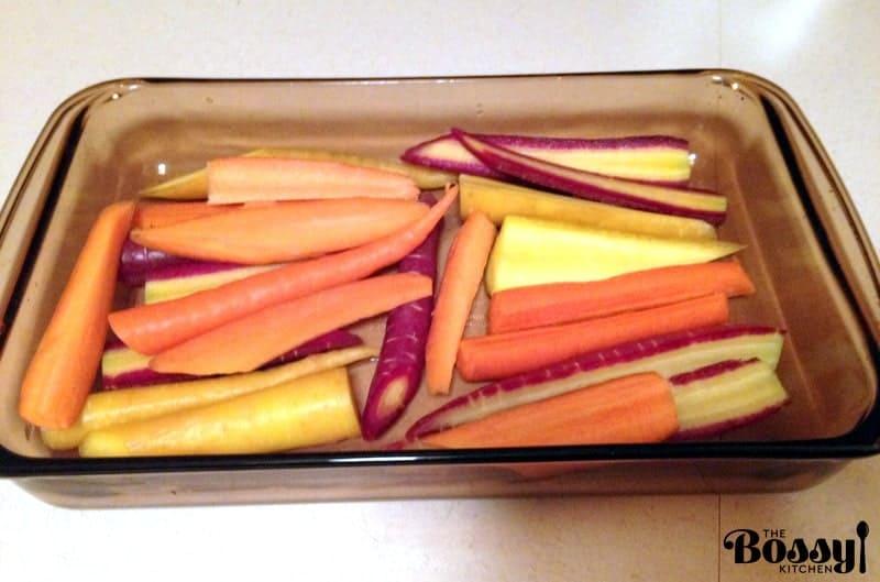 Easy Roasted Carrots5