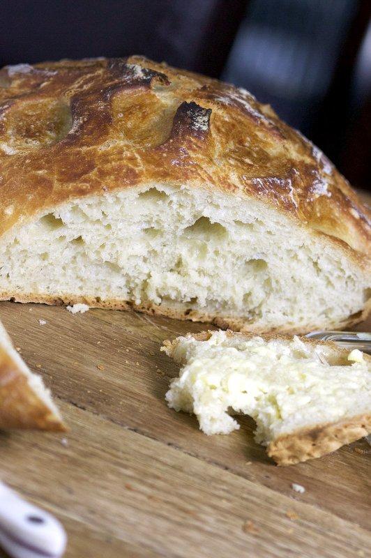 No Knead Bread The Simple Way To Make Delicious Bread1