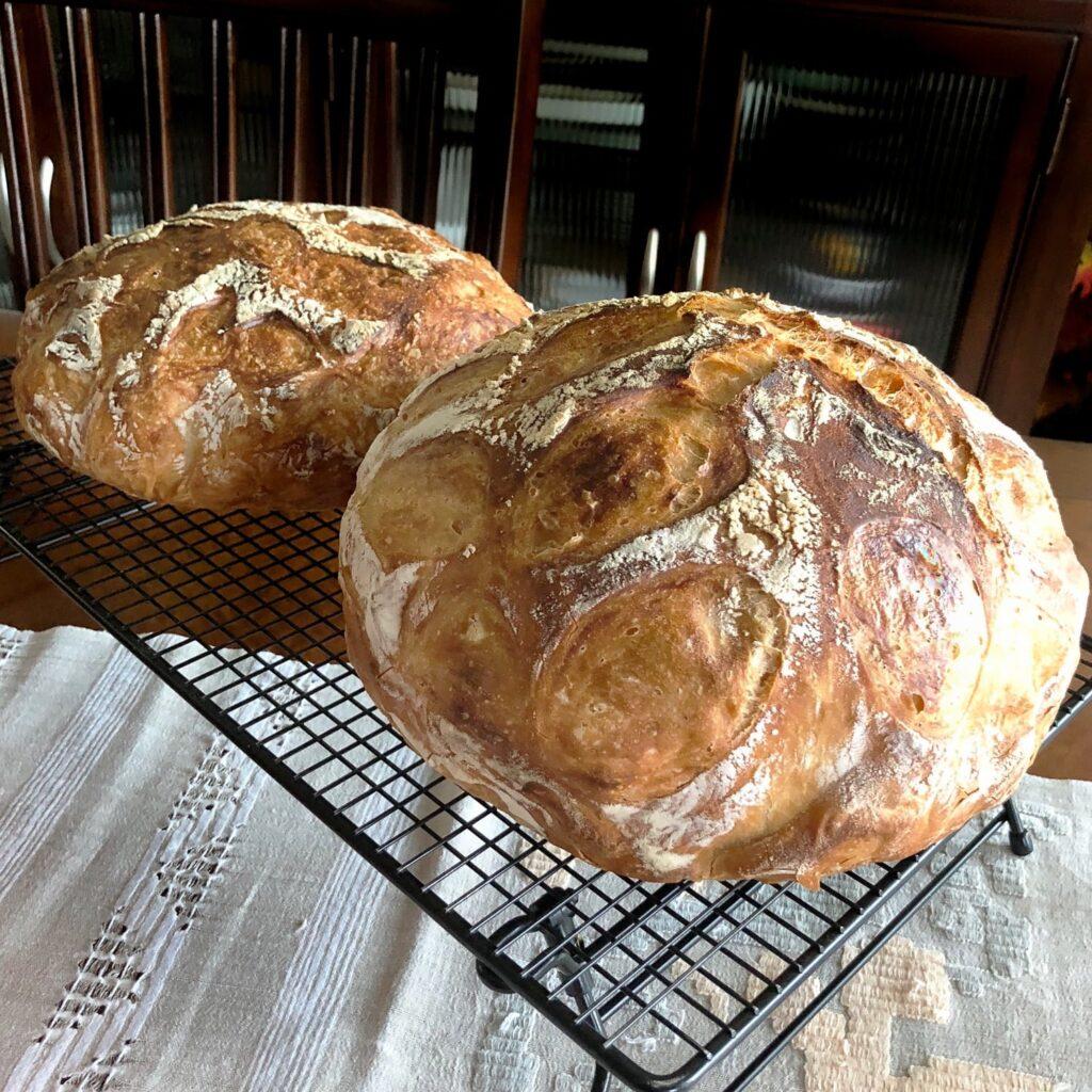 No knead bread55