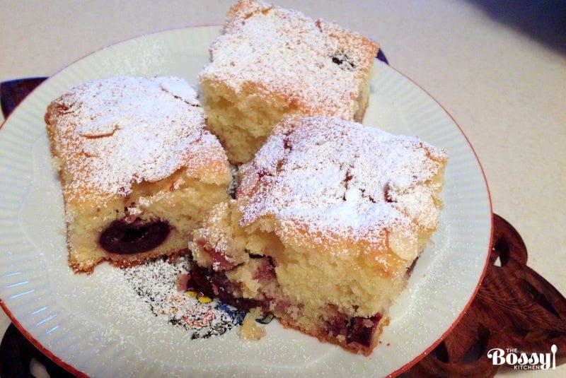 German Almond Pound Cake