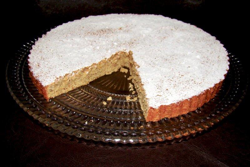 Spanish Almond Cake Recipe Tarta De Santiago3