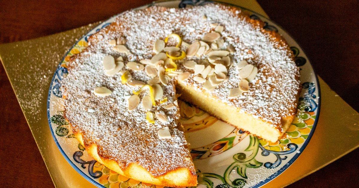 Spanish Almond Cake Recipe Tarta De Santiago