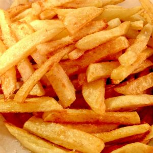 Real Potato French Fries Grandma style