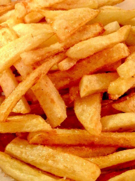 Real Potato French Fries Grandma style