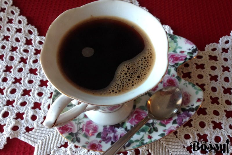 Authentic Traditional Turkish Coffee