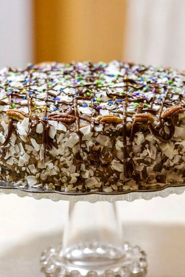 Best homemadeGerman's Chocolate Cake