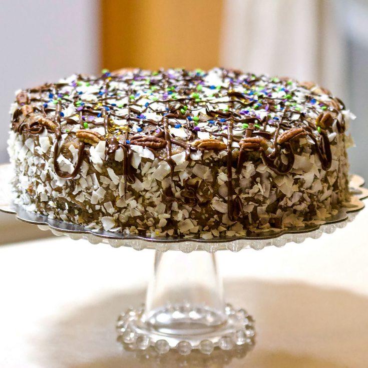 Best Homemade German's Chocolate Cake