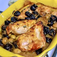 Chicken Marbella From The Silver Palate Cookbook