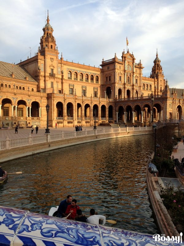 Plaza Espana, Sevilla Spain