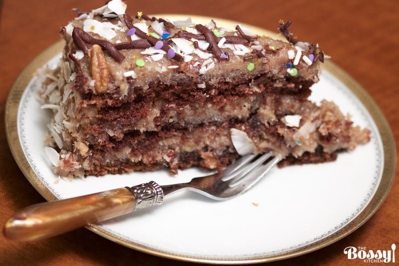 Where Can I Buy German Chocolate Cake