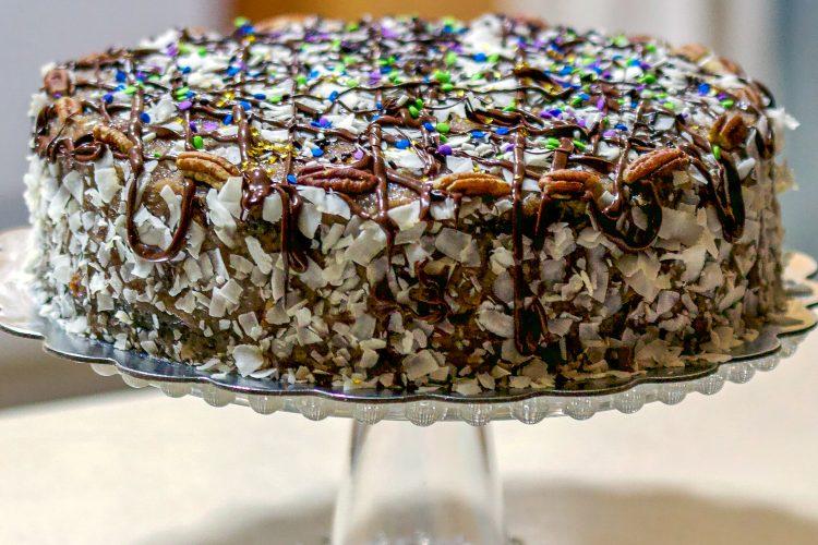 Best Homemade German Chocolate Cake