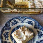 Meringue Farmer Cheese Cake0
