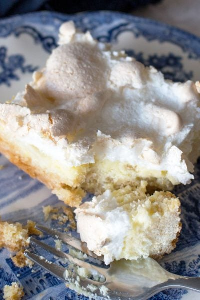Meringue Farmer Cheese Cake55