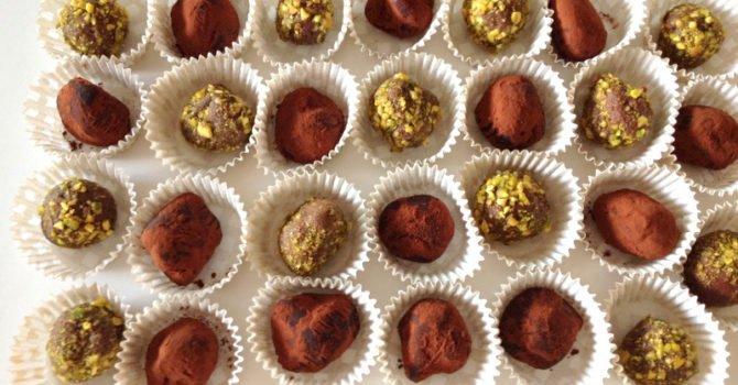 Easy Delicious Chocolate Truffles