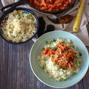Easy Mexican rice99