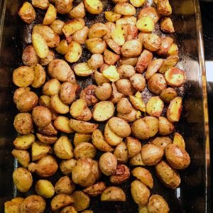 SIMPLE ROASTED POTATOES1