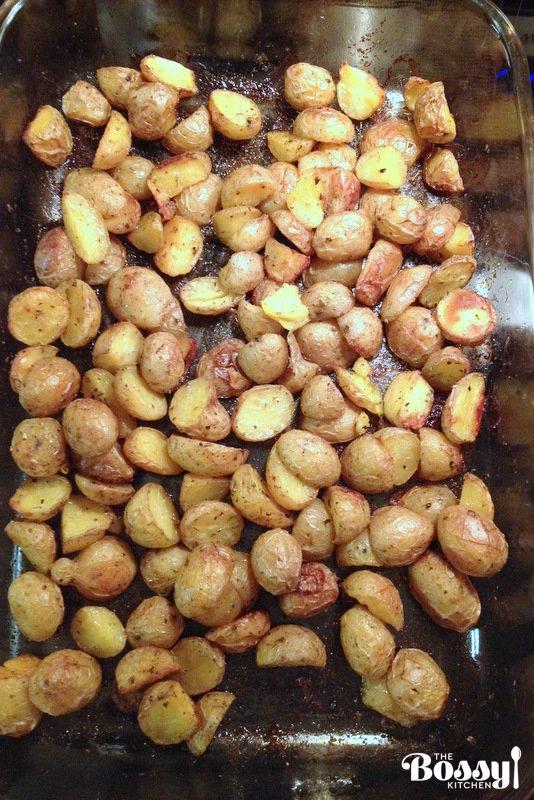 Simple Roasted Potatoes5