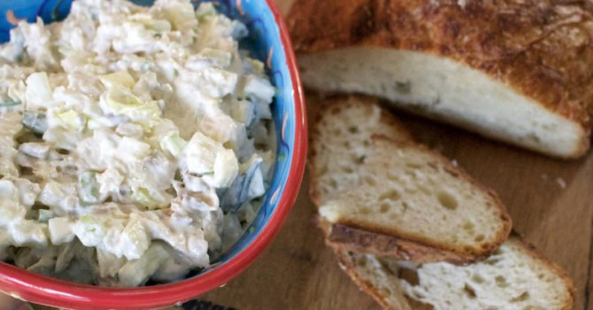 Smoked Trout With Mayo2