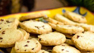 Almond Cranberry Shortbread Cookies0