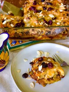 Authentic Mexican Capirotada Bread Pudding18