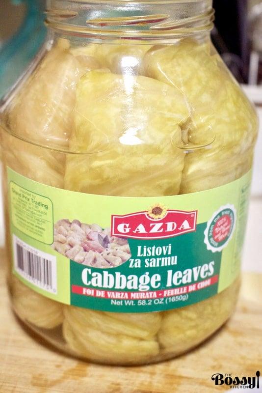 Authentic Romanian Sauerkraut Stuffed Cabbage Rolls