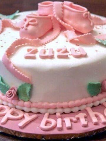 Chocolate Cake with Italian Meringue Buttercream1