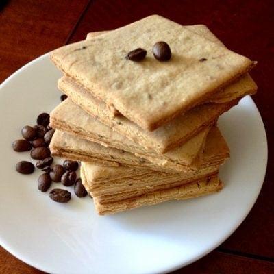 Coffee Flavored Sugar Cookies