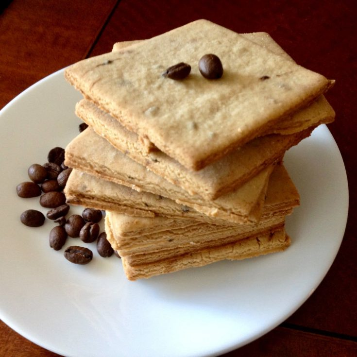 Coffee Flavored Sugar Cookies