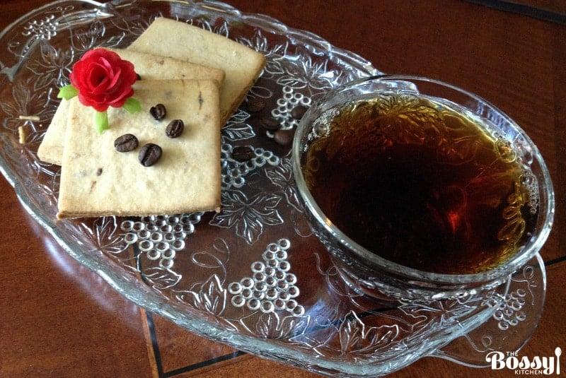 Coffee Flavored Sugar Cookies1