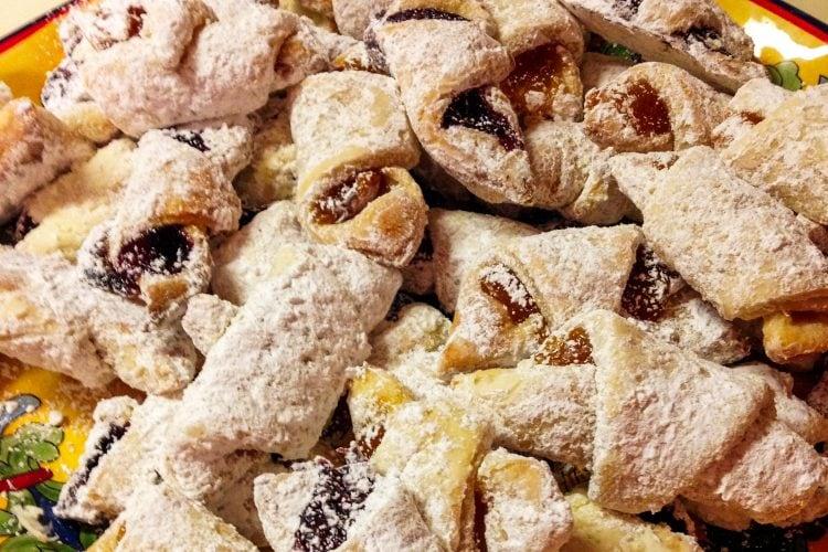 Jam And Walnuts Rugelach (Cornulete Cu Gem)