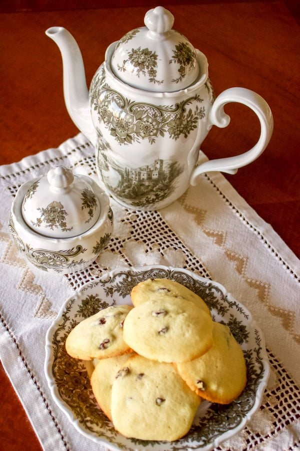 Rum Raisins Cookies Recipe4 1