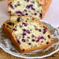 Best Blueberry Orange Bread With Walnuts