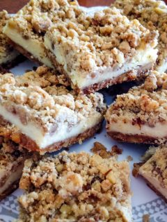 Cheesecake Squares Recipe0