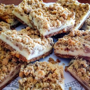 Cheesecake Squares Recipe0
