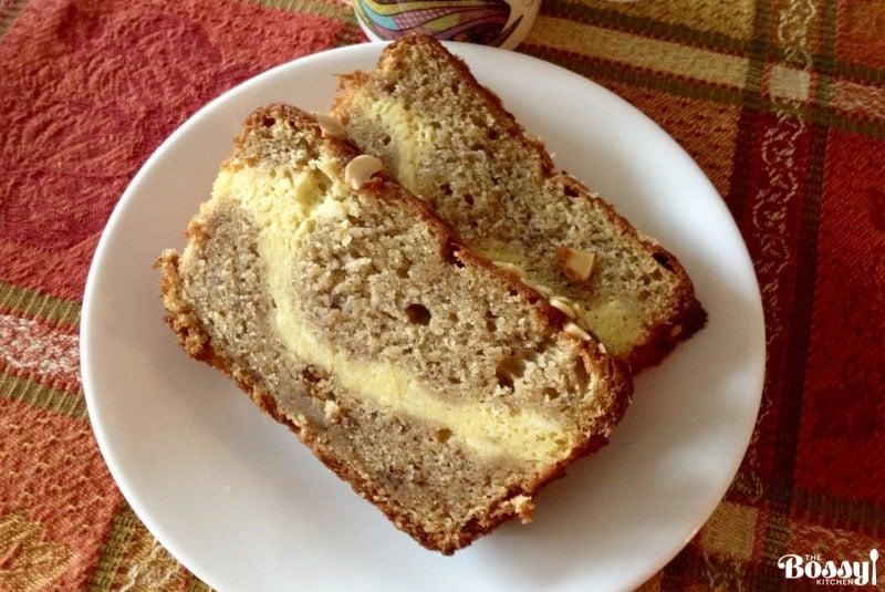 Cream Cheese Banana Bread2