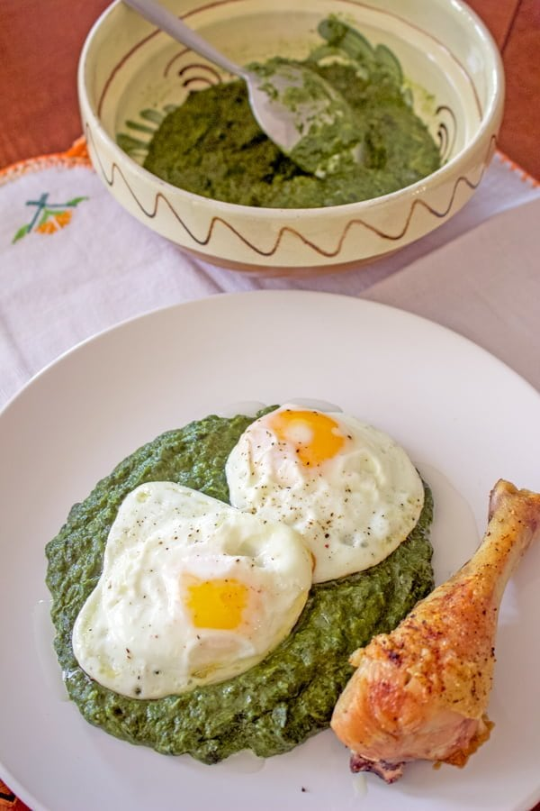 Easy Creamy Spinach3