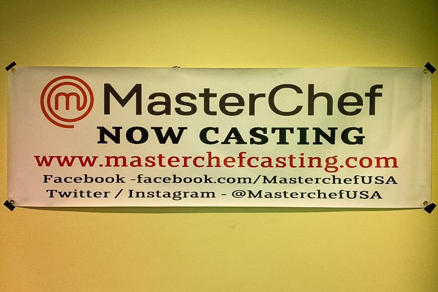 My experience casting for Master Chef US- Auditioning for a reality television series is not something I had ever dreamed of or planned on doing.