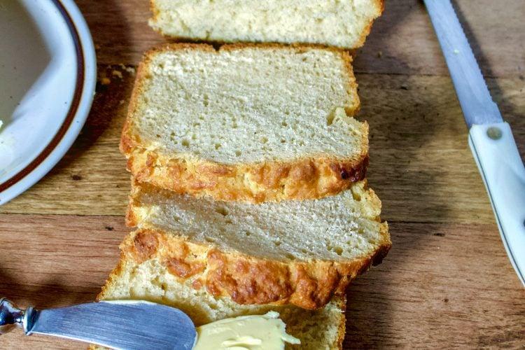 Quick Easy Beer Bread Recipe
