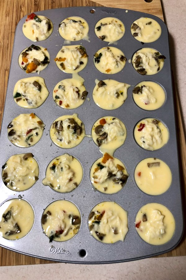 This Easy Vegetarian Mini Quiche Recipe can be served as breakfast, brunch or appetizer. Looks beautiful and it is also a good option for vegetarians.