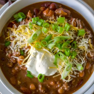 Chocolate Chipotle Chili Soup11